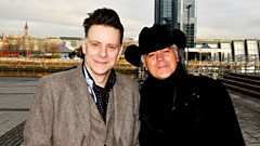 Marty Stuart - Another Country interview and session