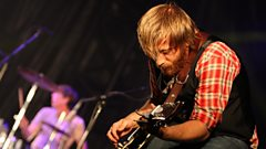 The Black Keys talk to Steve Lamacq