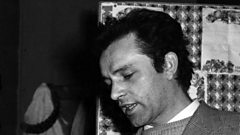 Richard Burton reads Deaths And Entrances