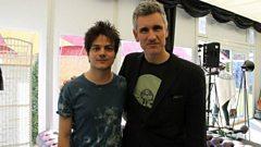 Curtis Stigers joins Jamie Cullum at the Cheltenham Jazz Festival