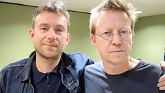 Damon Albarn talks to Simon Mayo