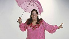 Mama Cass is inducted into Michael Ball's Singers Hall of Fame
