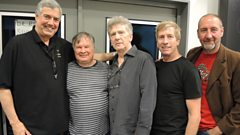 The Sonics join Marc Riley in the studio