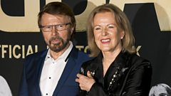 ABBA's Bjorn and Frida talk to Paddy O'Connell