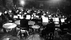 Holst and the orchestra