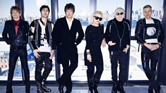 Blondie chat to Jo Whiley