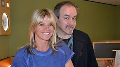 David Arnold speaks to Zoe Ball