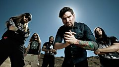 Suicide Silence catch up with Daniel P Carter