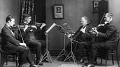 Schoenberg: String Quartet No. 2 (Op. 10) & Five Pieces for Orchestra (Op. 16)