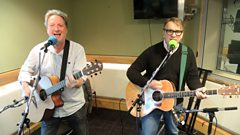 Squeeze performed live and chatted with Sir Terry Wogan