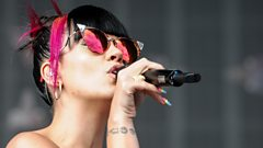 Lily Allen highlights