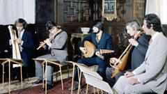 The English Viol Consort