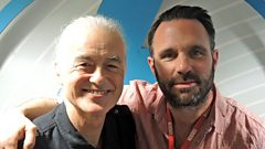 Jimmy Page talks to Shaun Keaveny