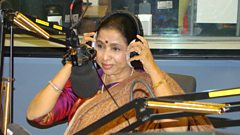 Asha Bhosle - Archive Interview (2011)