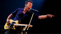 Bruce Springsteen enters Michael Ball's Singers Hall of Fame