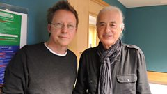 Jimmy Page speaks to Simon Mayo