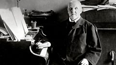 Anton Bruckner - one of the great 19th century symphonists.