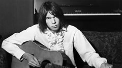 Neil Young is inducted into Michael Ball's Singers Hall of Fame