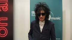 John Cooper Clarke talks to Mark Radcliffe