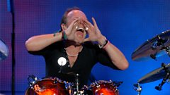 Lars Ulrich (Metallica): Don't Be Afraid of Hard Rock