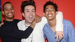 Rizzle Kicks - Interview