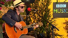 Gaz Coombes - The Girl Who Fell To Earth in the BBC Music Tepee