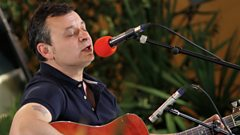 James Dean Bradfield - Walk Me To The Bridge in the BBC Music Tepee