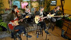 Warpaint - Ashes To Ashes at the BBC Music Tepee