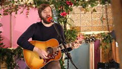 Midlake - I Shall Be Released at the BBC Music Tepee