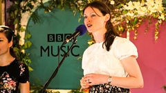 Sophie Ellis-Bextor - Jolene at the BBC Music Tepee