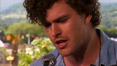 Vance Joy - Riptide - Glastonbury 2014