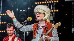Connan Mockasin on the Park stage