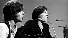 Alan Price and Brian Matthew