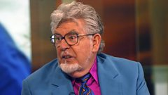 Rolf Harris chats to Steve Wright