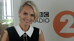 Kristin Chenoweth chats to Steve Wright