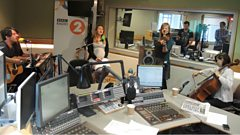 Alistair Griffin and Kimberley Walsh Live in Session
