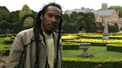 Poet Benjamin Zephaniah