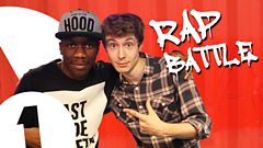 Tinchy Stryder Vs Matt Edmondson Rap Battle