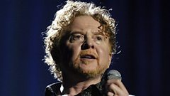Mick Hucknall enters Michael Ball's Singers Hall of Fame