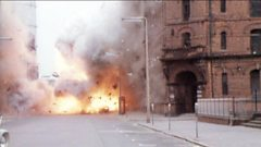 Bloody Friday explosion