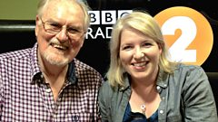 Barry Forgie chats to Clare Teal