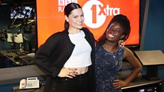 Jessie J chats with Clara Amfo