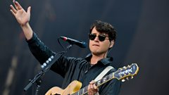 Vampire Weekend on the Main Stage