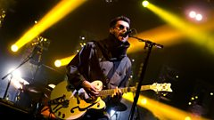 The Courteeners on the R1 / NME Stage