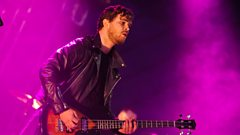 Royal Blood on the R1 / NME Stage