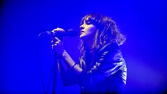 CHVRCHES on the R1 / NME Stage
