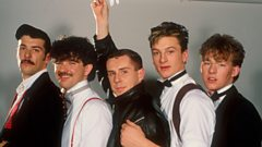 Brian Nash on Frankie Goes To Hollywood