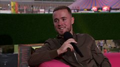 Maverick Sabre talks to Greg and Jen