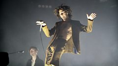 The 1975 on the R1 / NME Stage