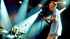 Drenge on the R1 / NME Stage